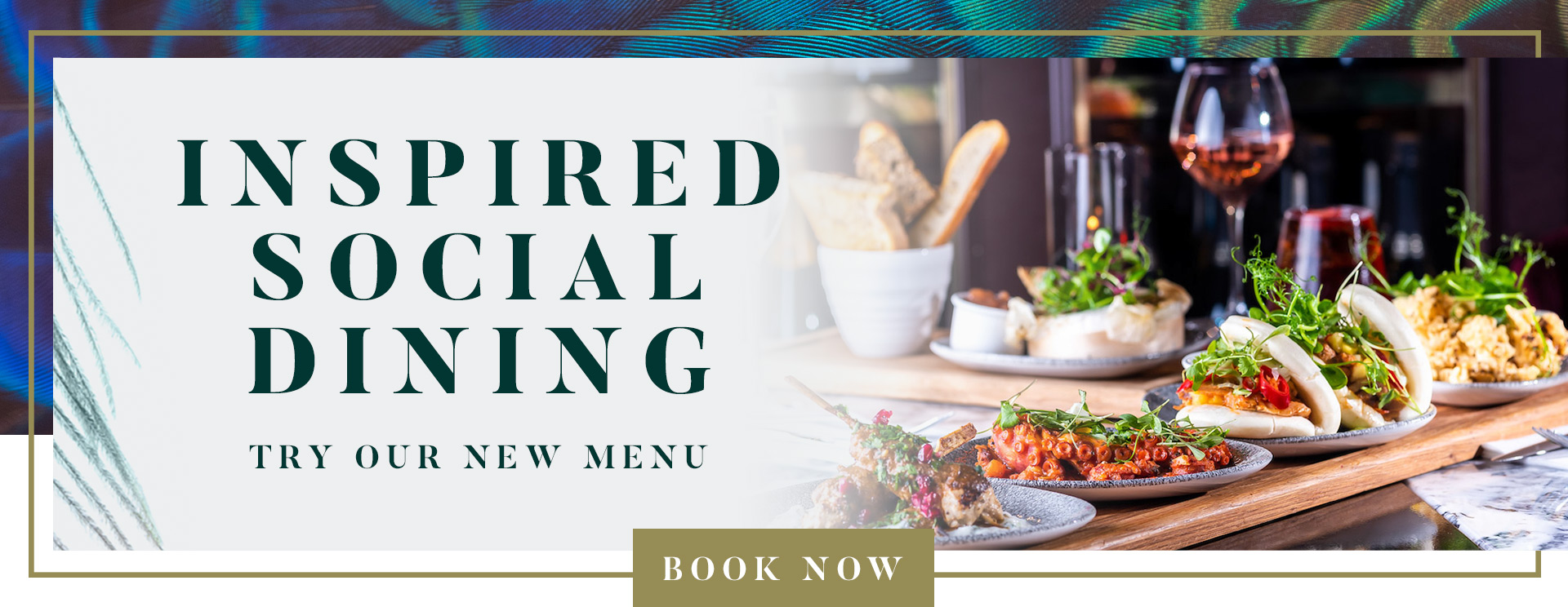 Seasonal must have dishes at The Prince of Wales - Book Now